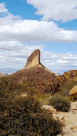 Weavers Needle, Superstition Mountains Wilderness