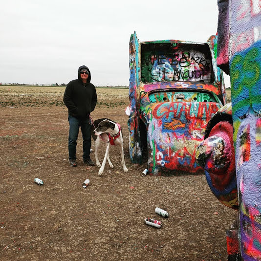 Photo Gallery Santa Rosa Cadillac Ranch | JonesN2Travel
