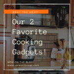 We all love our favorite Kitchen Gadgets!!