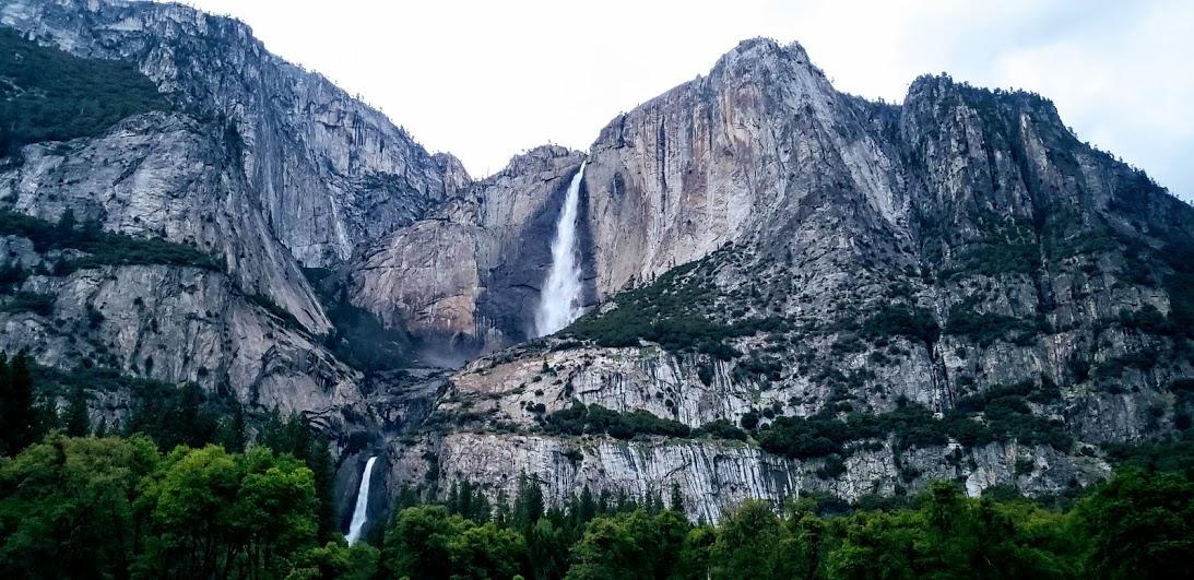 Yosemite Falls NP