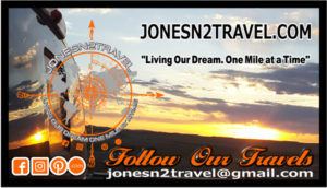 JonesN2Travel Sticker