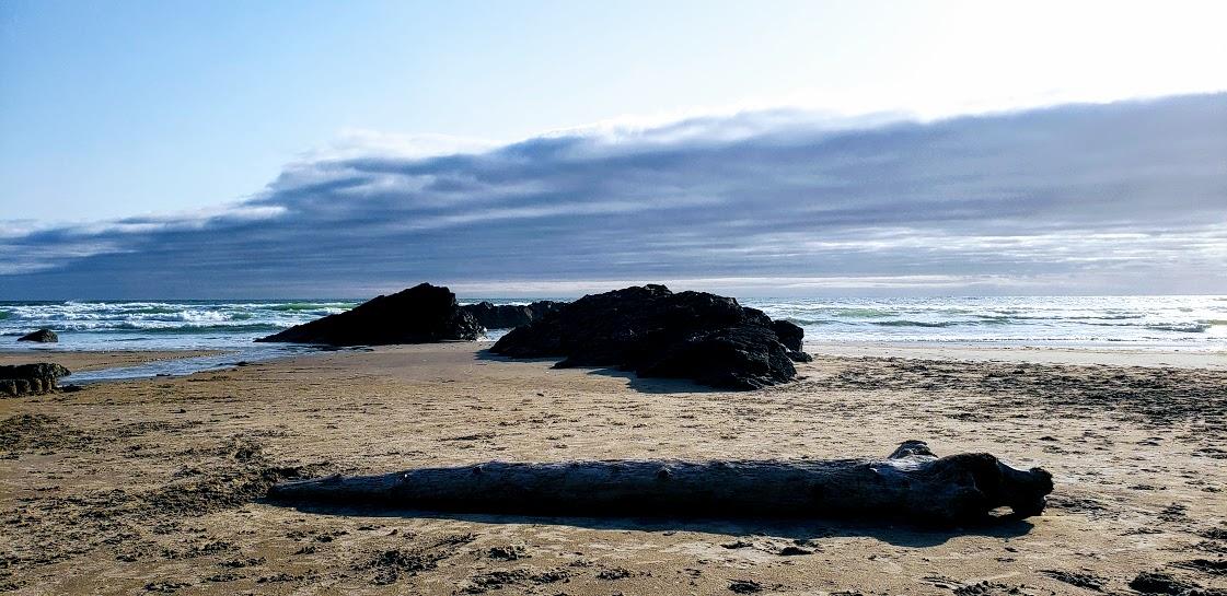 Cresant Beach at Ecola State Park