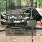 Campground Review: Collier Memorial State Park, OR