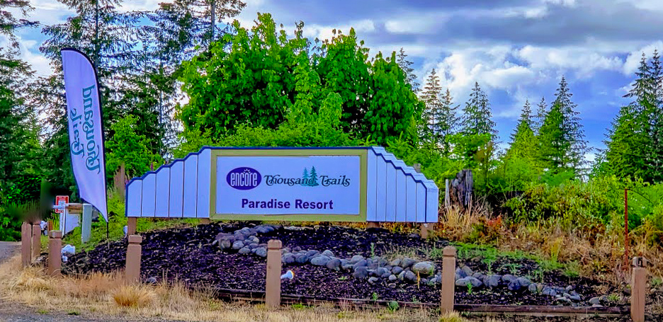 Paradise RV Campground Thousand Trails