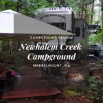 Campground Review: Newhalem Creek Campground