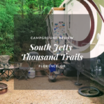 Campground Review: South Jetty Thousand Trails