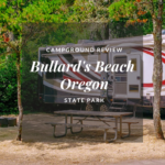 Campground Review: Bullards Beach State Park
