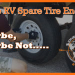 How to Modify your Spare Tire Rack