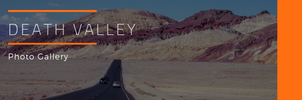 Death Valley National Park Photo Gallery