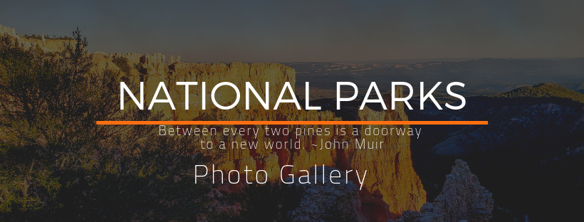 National Parks Photo Gallery