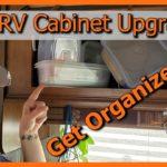 DIY RV Cabinet Upgrade