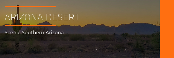 Scenic Arizona Desert Photo Gallery