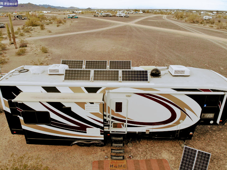 Solar Power for Boondocking