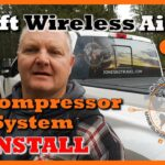 Install Airlift Wireless Compressor – Ford F350 Super Duty