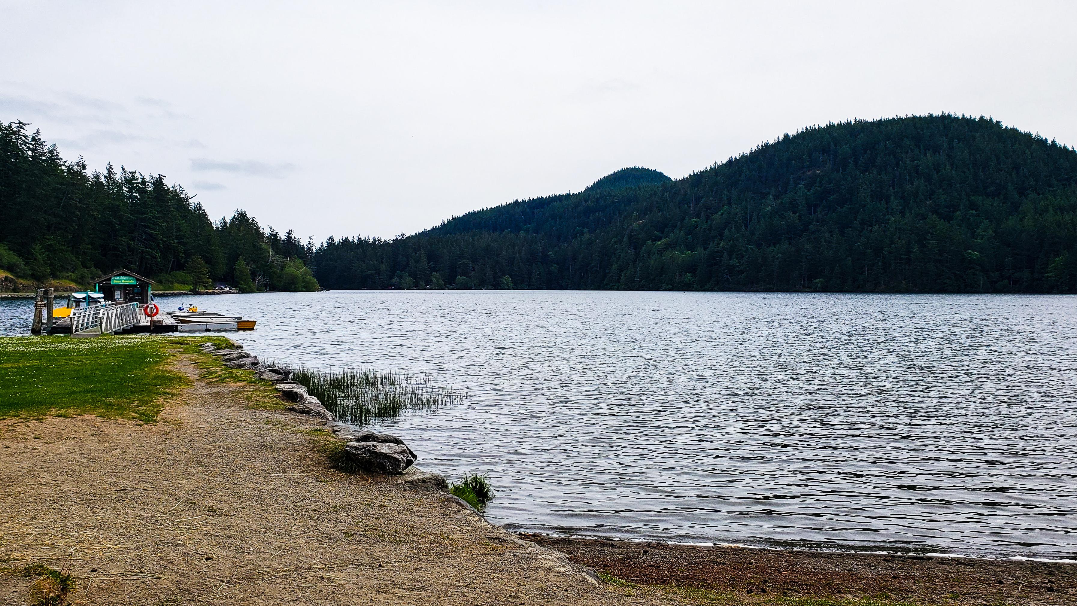 Moran State Park, Washington