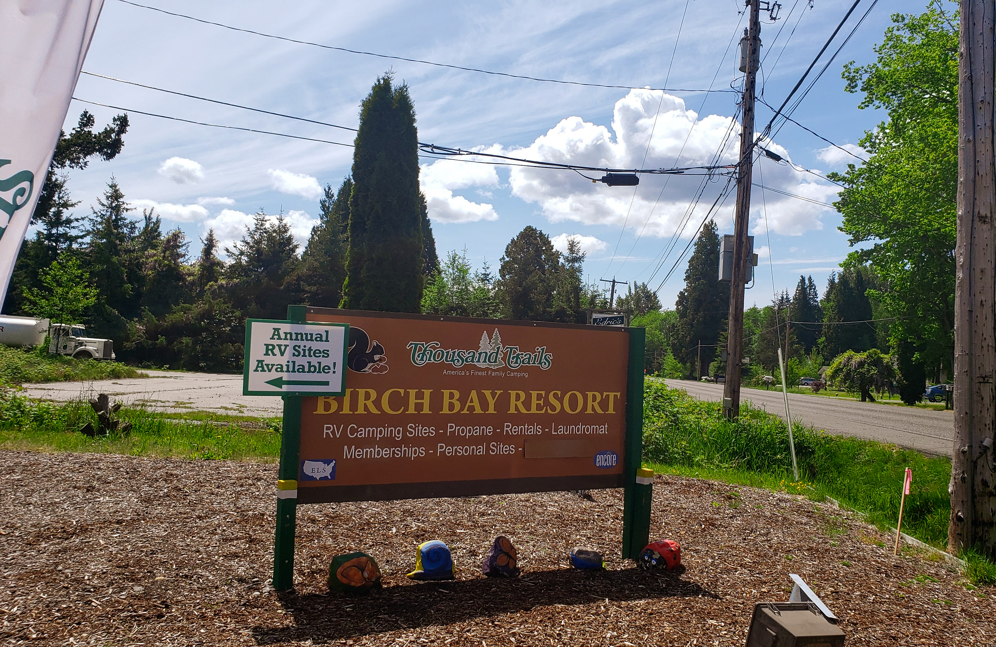 Birch Bay RV Campground, Thousand Trails