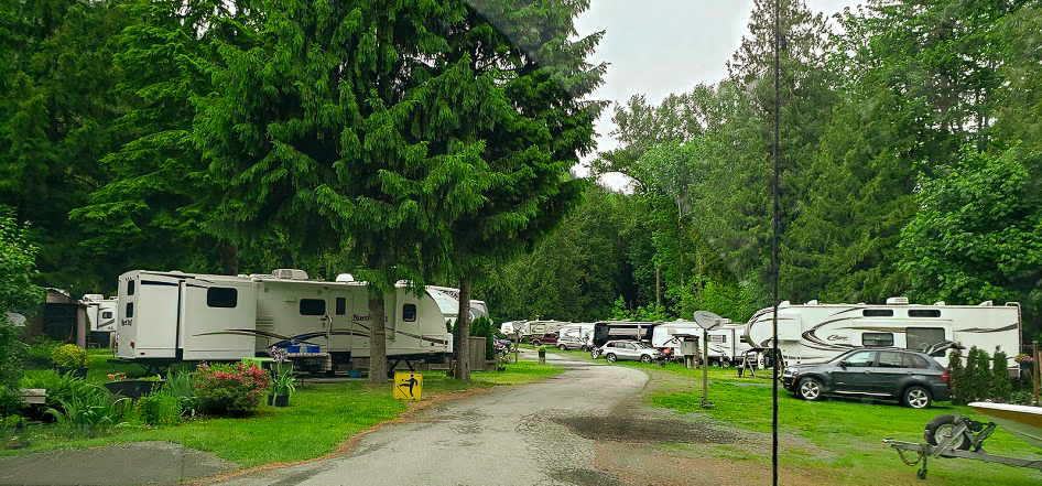 Cultus Lake Thousand Trails