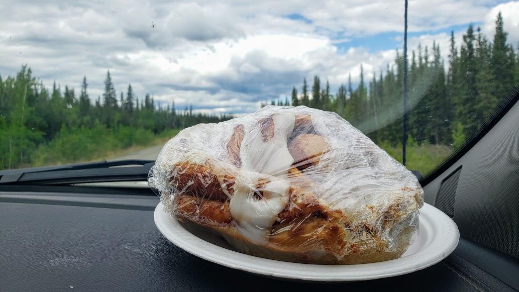 Yukon Cinnamon Rolls!