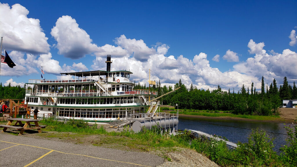 Riverboat Discovery - Fairbanks, Alaska