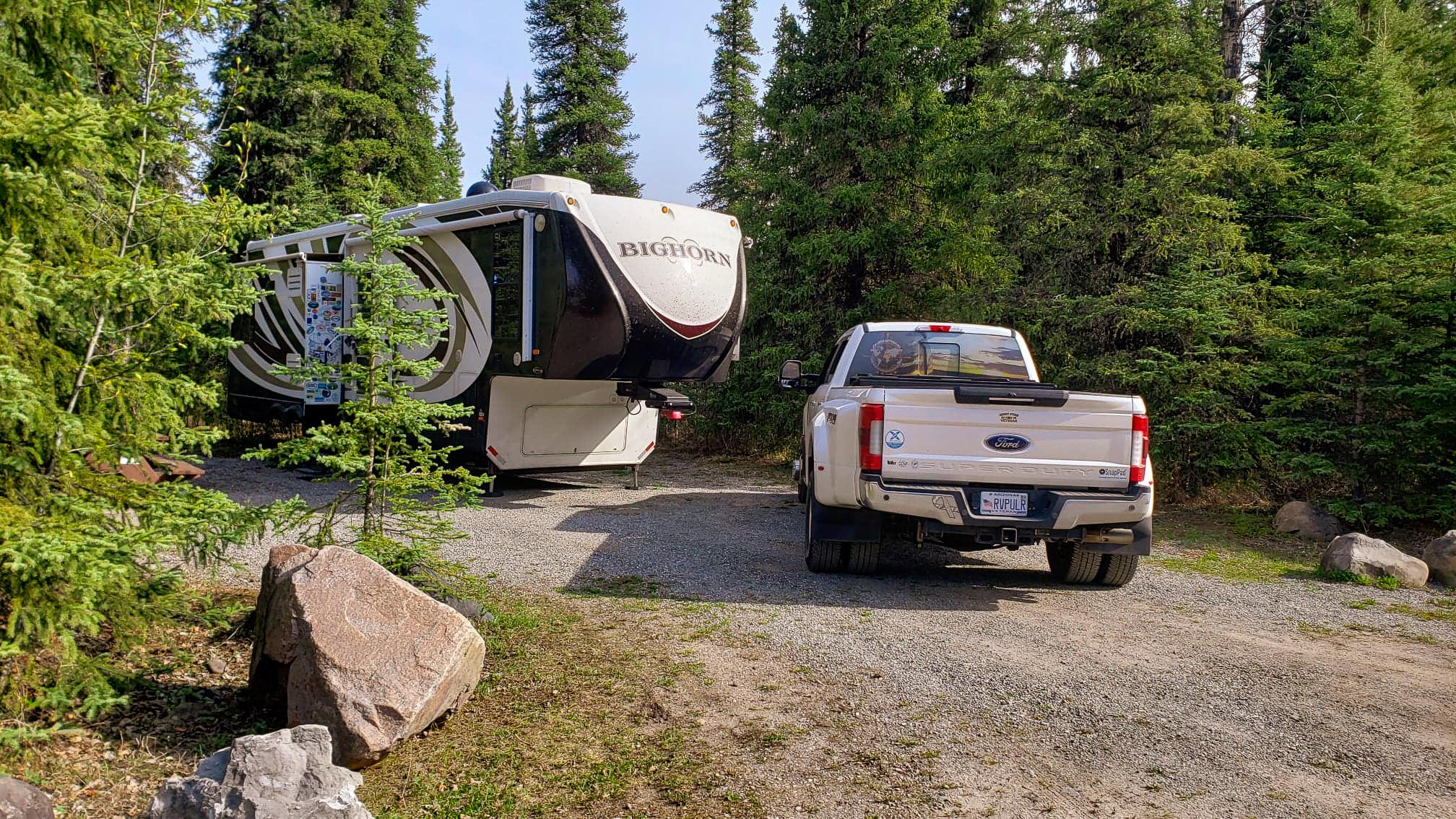 Buckinghorse River Wayside Provincial Park, British Columbia