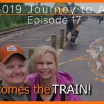 Journey to Alaska Episode 17 | All Aboard! The Alaska Railroad!