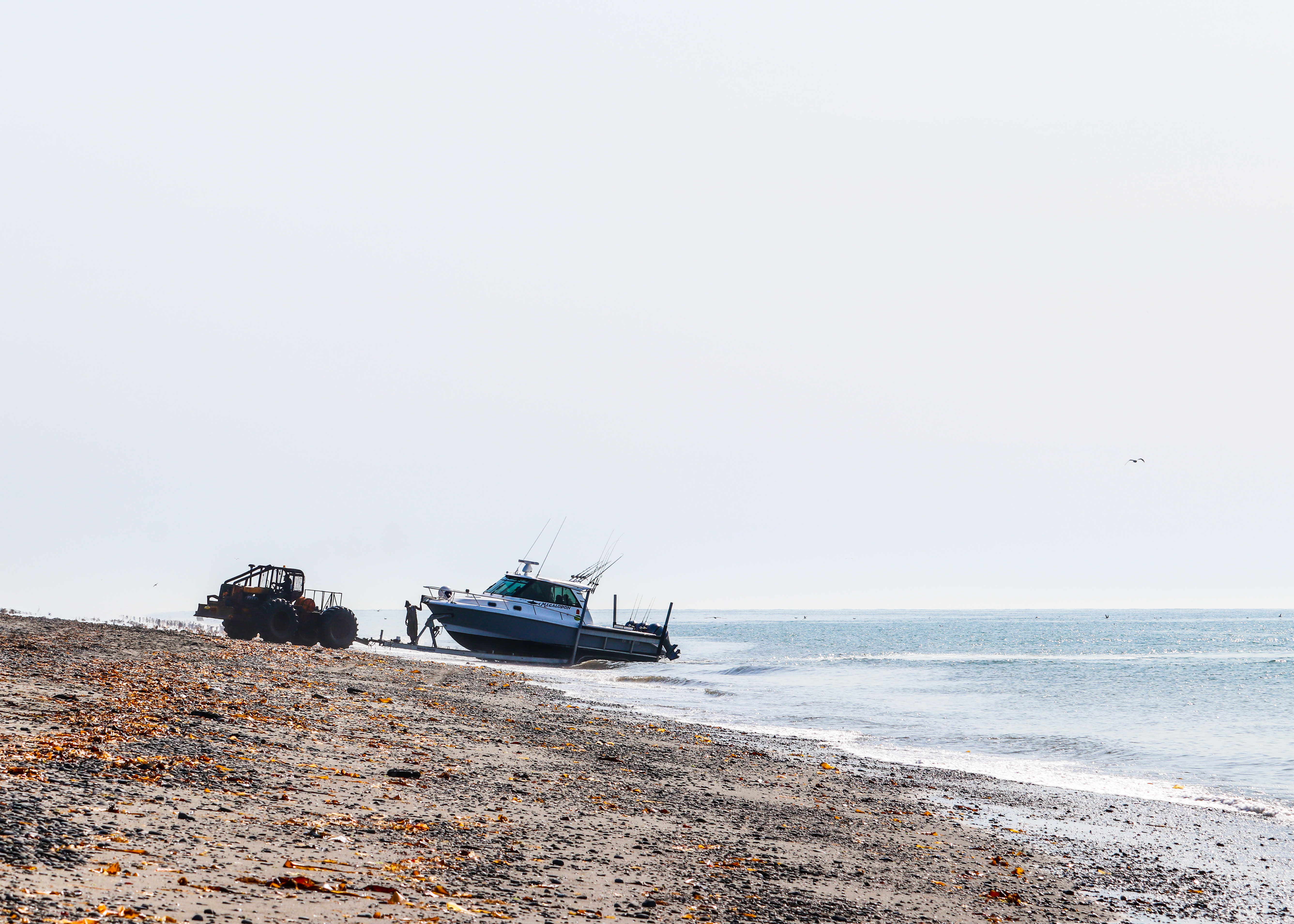 Journey to Alaska Episode 20 | Ninilchik, Alaska | Deep Creek Boat Launch