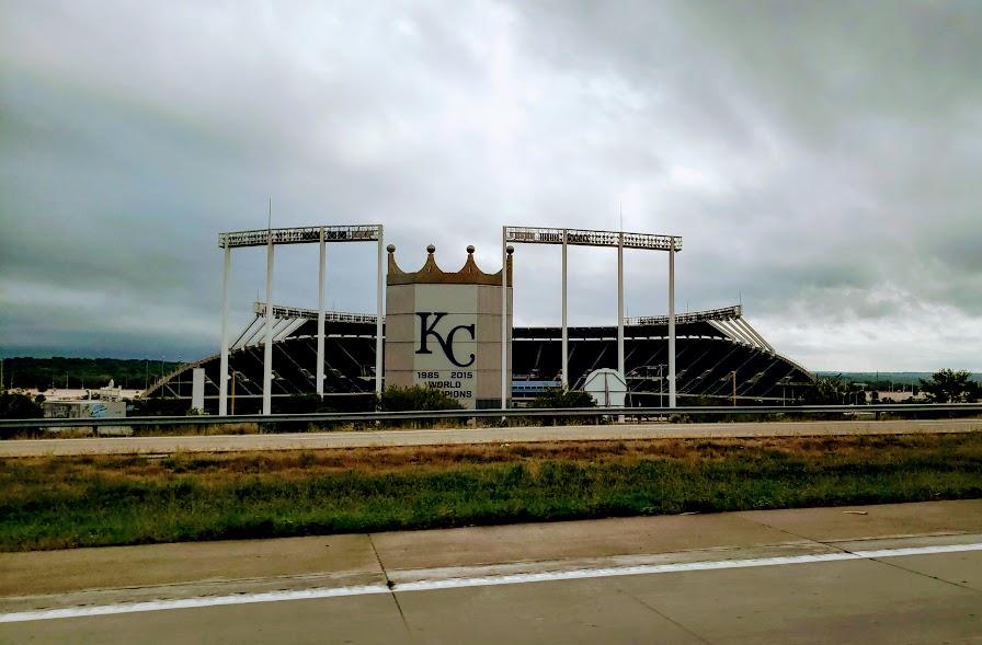 Home of the Kansas City Royals