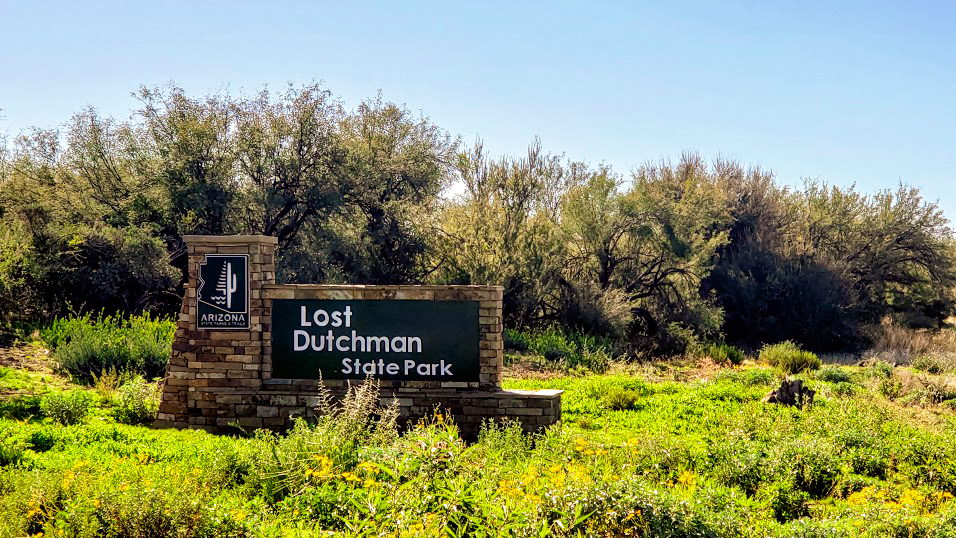 Lost Dutchman State Park | Arizona