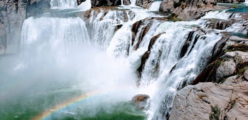 Chasing Waterfalls in Twin Falls, Idaho